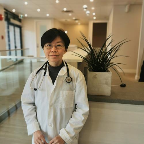 Dr. Mabel Lee